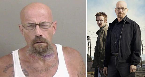 """صورة طبق الأصل من """"والتر وايت"""".. الشرطة تبحث عن تاجر """"الميث"""" الحقيقي"""