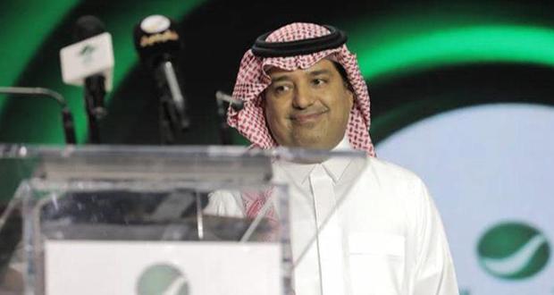 """بعد انضمامه إلى """"روتانا"""".. راشد الماجد يزور الأمير الوليد بن طلال"""