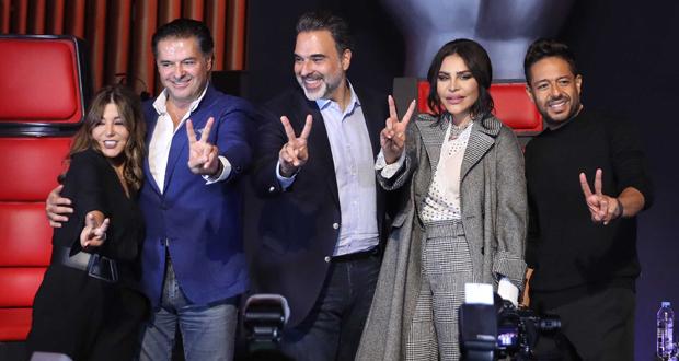 """الموسم الخامس من """"the Voice"""" على MBC: مواهب من 17 جنسية عربية، أصوات معبّرة ولحظات إنسانية مؤثّرة"""