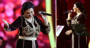 أسماء المنور تتألق في حفل موسم الرياض