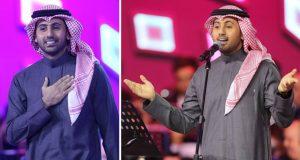 فؤاد عبد الواحد يمتع الجمهور في حفله بموسم الرياض