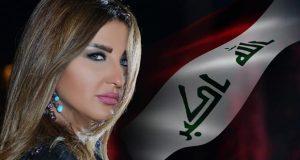 """شذى حسون تُغني للثوار في العراق: """"انا ابن هذا الوطن"""""""