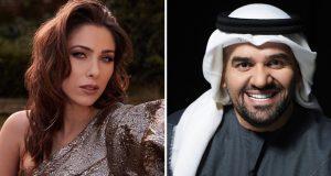 دانييلا رحمة تعلن حبّها لـ حسين الجسمي – بالفيديو