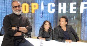 المشتركون يتنافسون على تقديم البوفيه الأفضل في ثالث حلقات Top Chef – بالصور