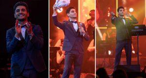 محمد عساف يتألق في ليلة استثنائية على مسرح المجاز في الشارقة