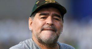 عاجل – وفاة أسطورة الكرة العالمية الأرجنتيني دييجو أرماندو مارادونا