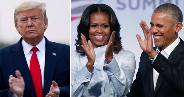 أوباما وميشيل منتجا أفلام في أكبر مهرجان للسينما المستقلة وترامب الحاضر الغائب