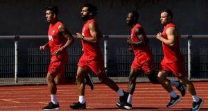 ستة لاعبين يمتلكون أفضل الأجسام الرياضية في العالم