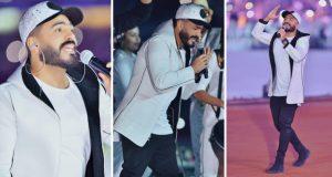 تامر حسني يغني الحب بحفل فاق التوقعات في استاد القاهرة