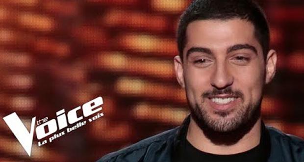 موهبة لبنانية جديدة أبهرت حكام The Voice فرنسا.. انزو صبّاغة في فريق لارا فبيان