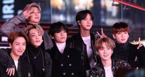 كليب Stay Gold لفرقة BTS يحقق رقمًا قياسيًا على يوتيوب