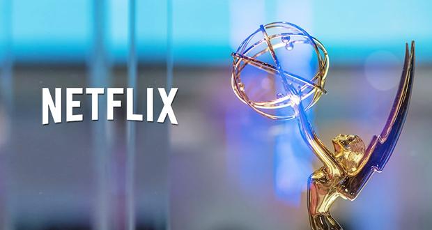 نتفليكس تتصدر ترشيحات جوائز إيمي التلفزيونية