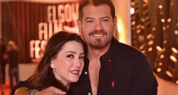 تعليق مفاجئ من عمرو يوسف على صورة لزوجته كندة علوش