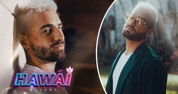 بالفيديو – مالوما يطرح كليب أغنيته الجديدة HAWÁI