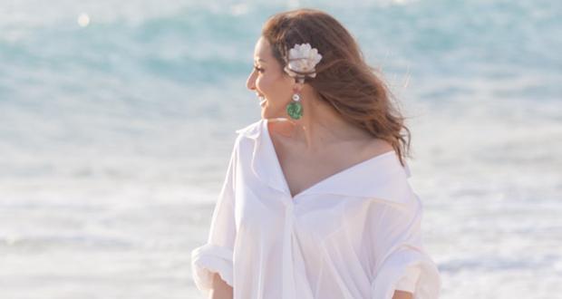 أنغام ترفع منسوب التشويق بمقطع ترويجي لأغنيتها الجديدة