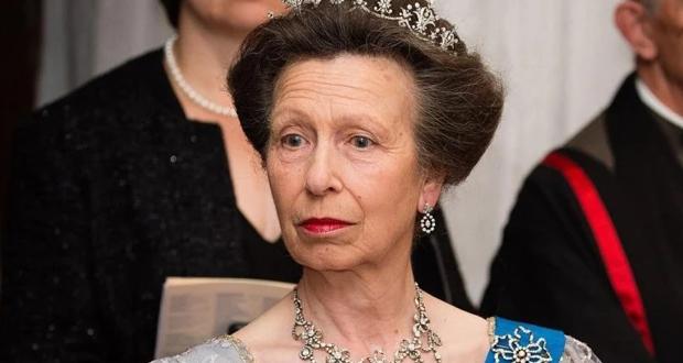 الأميرة آن تحتفل بعيد ميلادها السبعين