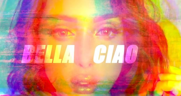بسمة بوسيل تُهدي الجمهور نسخة جديدة من أغنية Bella Ciao