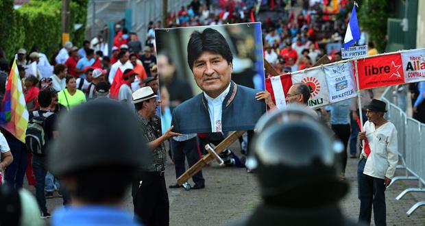 الحكومة البوليفية تتهم الرئيس السابق موراليس بإقامة علاقة مع قاصر