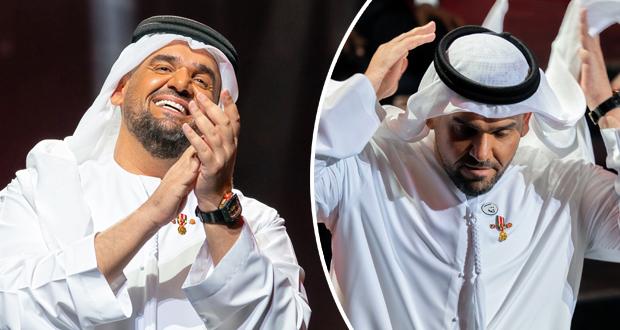 حسين الجسمي يُعلن عودة الحفلات في العالم من دبي