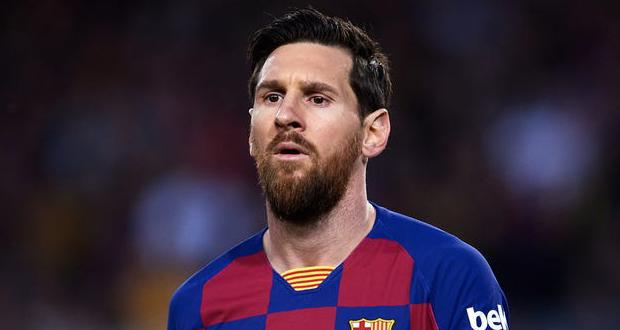 ميسي يتغيب عن تدريبات فريق برشلونة