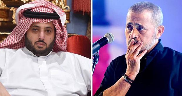 ماذا دار بين جورج وسوف وتركي آل الشيخ؟