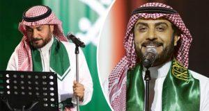 بالصور – ماجد المهندس يتألق في حفله باليوم الوطني السعودي 90