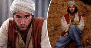 """أحمد مالك يتصدّر البوستر الرسمي لفيلم """"حارس الذهب"""""""