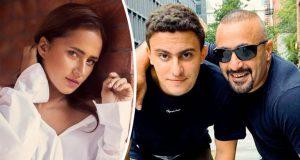 ماذا قال أحمد السقا عن مسلسل نجله مع نيللي كريم في رمضان؟