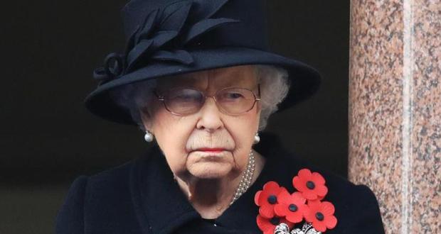 """الحزن يسيطر على قصر باكنجهام.. الملكة البريطانية إليزابيث الثانية تفقد كلبها """"فولكان"""""""