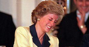 الأميرة ديانا تدخل في نوبة ضحك هستيرية.. تعرفوا إلى السبب