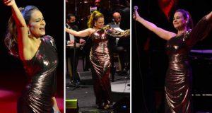 كارول سماحة تُبهر جمهور الأوبرا المصرية في ليلة افتتاح حفلات عيد الحب