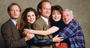 بعد 20 عامًا.. عودة المسلسل الكوميدي Frasier للشاشة الفضية