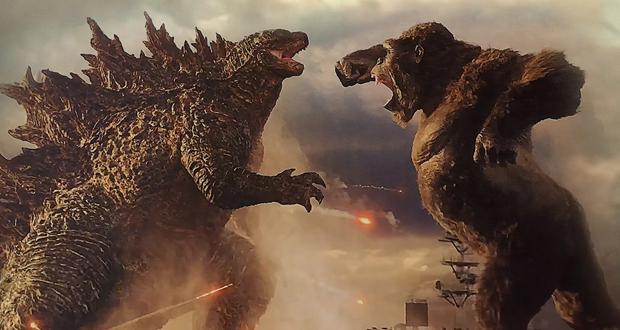 فيلم Godzilla vs. Kong يحقق أرقاماً قياسية جديدة