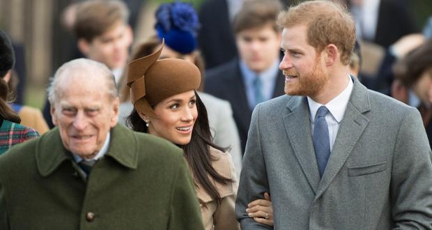 الأمير هاري يعود إلى بريطانيا وميغان ماركل لن تحضر جنازة جدّه فيليب