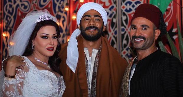 سمية الخشاب تحكي قصة أغنية أحمد سعد