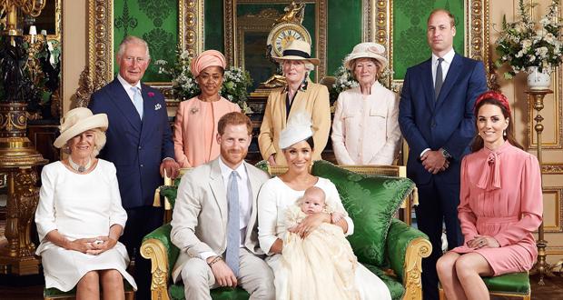 بروتوكول خاص للحمل والإنجاب في العائلة المالكة البريطانية
