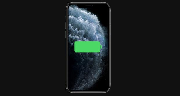 """4 نصائح للحفاظ على نسبة البطارية 100% في هواتف """"أيفون"""""""