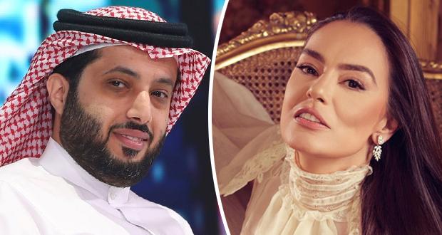 """بفيديو من كواليس """"كوكل شونيل"""".. معالي المستشار تركي آل الشيخ يعلن عودة شريهان"""
