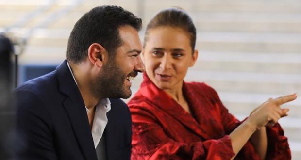 """عمرو يوسف يجتمع لأوّل مرّة مع نيللي كريم.. """"وعد الشيطان"""""""
