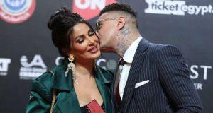 """""""كرّر القبلات مع زوجته"""".. أحمد الفيشاوي يُثير الجدل مجدداً"""